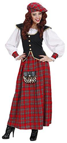 Medium Women's Scottish Lass Costume