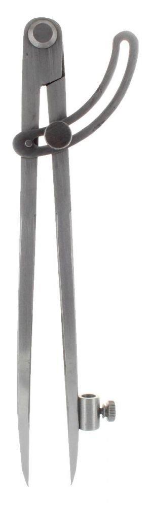 profiBAUline Zirkel 25 cm mit Bleistifthalter