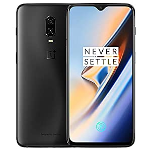 OnePlus 6T A6010 256GB/8GB Dual Sim (Midnight Black) – International Model – No Warranty in The USA – GSM ONLY, NO CDMA
