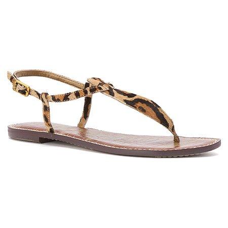 Sam Edelman Women's Gigi New Nude Leopard free shipping clearance store sale clearance tWPGexXkr