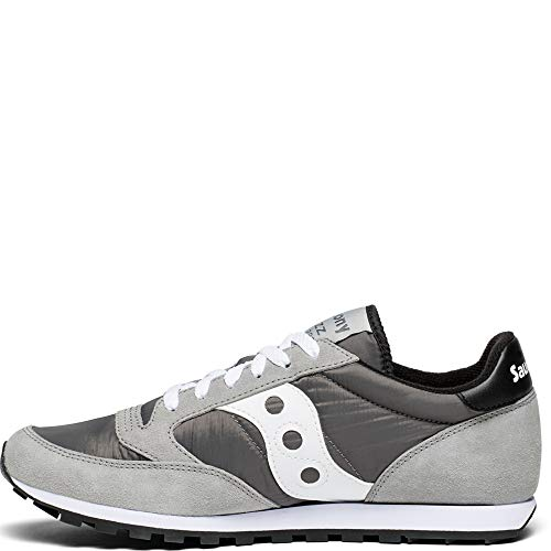 Grey 201 Saucony S2866 2 white Zapatilla Jazz Grey nzCTU