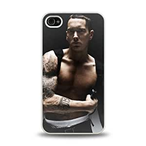 iPhone 4 4S case protective skin cover with American rapper Eminem cool design 12