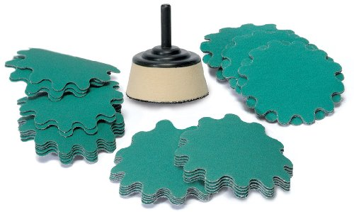 MLCS 2049 2-Inch Sanding Kit for MLCS Bowl and Tray Template Kit