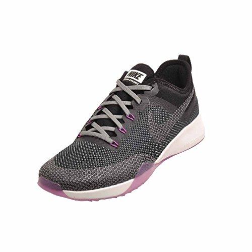 Donna Scarpe Da black Tr Eu 39 Grigio Fitness Grey Dynamic 003 Violet Nike Wmns cool Zoom 5 hyper 1XwIx0qz