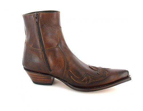 Sendra Boots 7783, Stivali western unisex adulto Marrone (Tang)