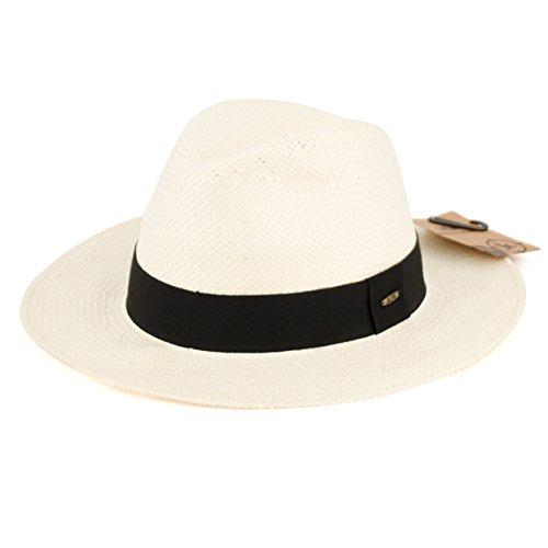 epoch-unisex-fedora-stylish-hat-lager-x-large-off-white