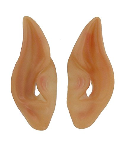 Latex Alien Elf Fairy Goblin Ears Cosplay LARP
