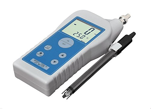 Lab Portable Digital LCD pH/mV Meter & Electrodes pH Tester pHB-4 by CGOLDENWALL (Image #1)
