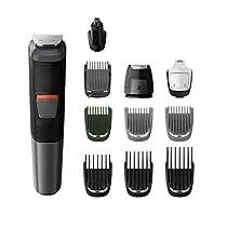Philips MG5730 Grooming Kit Serie 5000 Rifinitore Impermeabile 11 in 1 Barba, Capelli e Corpo