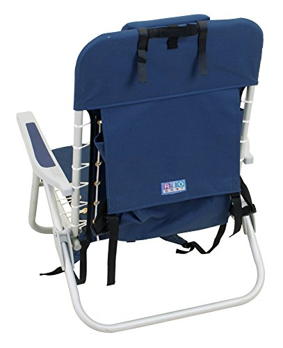 Rio Beach Lace Up Suspension Folding Backpack Beach Chair