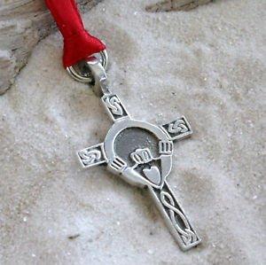 Irish Claddagh Ornament - 6