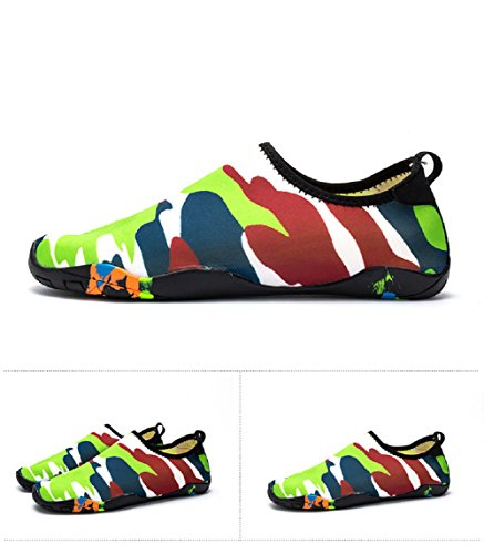 Novel Shoes Yellomc Harp Barefoot Water Socks Skin for Swim Barefoot Womens Aqua Shoes Beach Surf Mens Yoga rxrdwqgaY