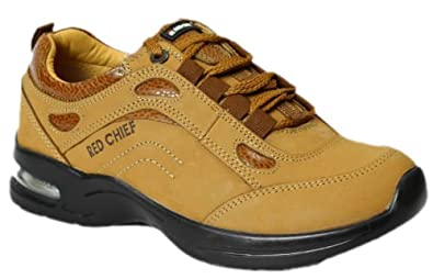 a502c06a5 Red Chief Men's Camel Colour Casual Shoes: Buy Online at Low Prices ...