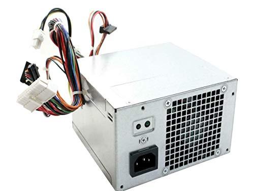 Genuine OEM DELL Optiplex 3010 7010 9010 MT 300W Watt Upgrade Fits 275W Switching Power Supply Unit PSU L275AM-00 R8JX0 61J2N Precision T1650