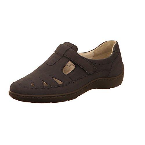 Confortable 340633 waldläufer chaussures pour femme Marine Weite H E4Rk9vCj1W