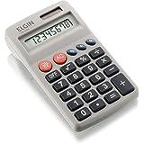 Calculadora de Bolso 8 Dígitos, Elgin 42CB14830000, Preta