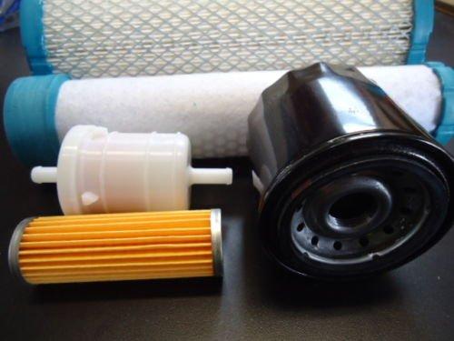 Engine Maintenance Filter Service Kit For Grasshopper 322D 325D Diesel Mower