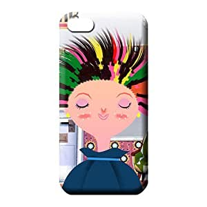MMZ DIY PHONE CASEiphone 6 4.7 inch Heavy-duty New Arrival Durable phone Cases phone covers hair style