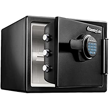 amazon com sentrysafe fire and water safe extra large combination rh amazon com User Manual Example User Guide