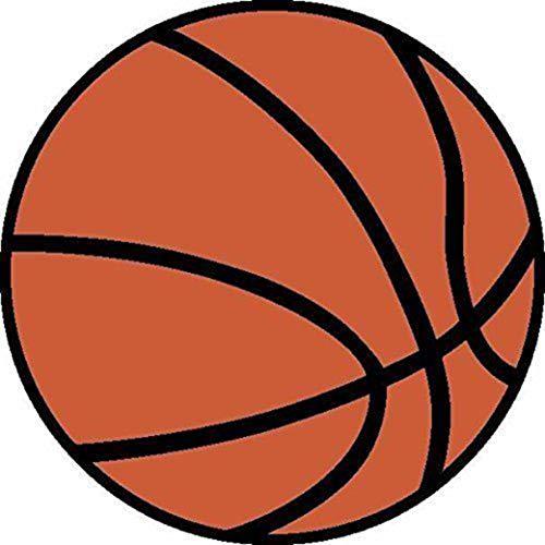 Furnishmyplace Basketball round Kids Rug Size 3'3