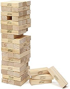 Traditional Garden Games Garden Tower - Juego de construcción para jardín: Amazon.es: Juguetes y juegos