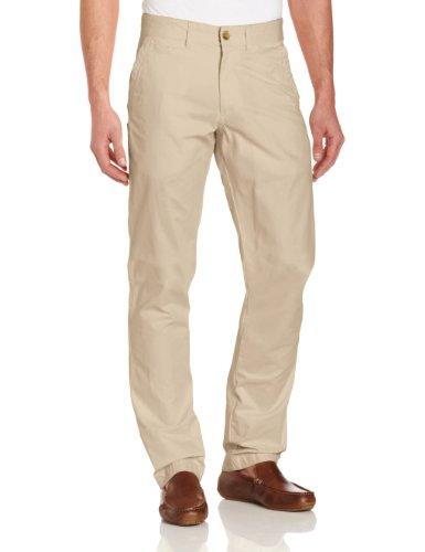 Vintage Twill Flat Front Pants - 7