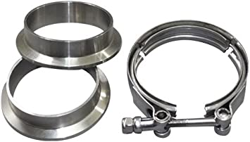 2.25 V Band Clamp Stainless Steel