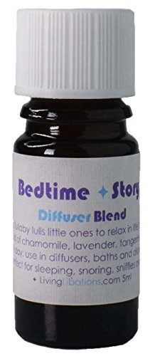 (Living Libations - Organic/Wildcrafted Diffuser Blend Bedtime Story (5)