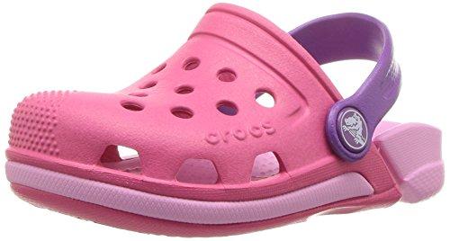 Pink paradise Iii Electro carnation Zoccoli Crocs Clog Kids – Unisex Bambini Rosa vBfzw