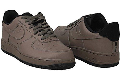 Nike - Luchtmacht I 07 - 315122213 - Kleur: Bruin - Maat: 7.5