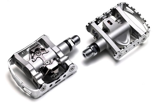 Shimano PD-M324 Clipless/Clip Pedals (Bike Pedal Systems)
