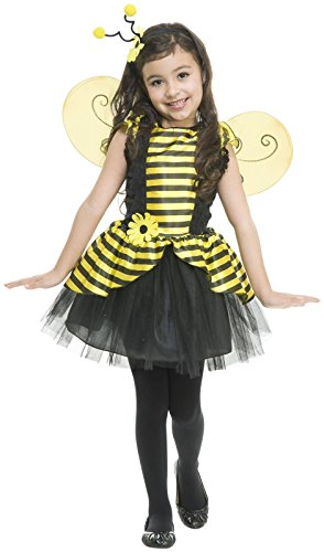 [Charades Costumes Sweet Bee-Toddler] (Bee Toddler Costumes)