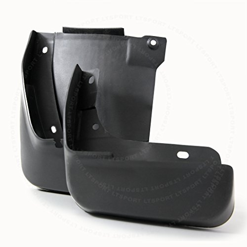 LT Sport® SN#100000000590-201 For HONDA ACCORD Dirtboard Mud Guard Splash Flap 4pcs Mudguard
