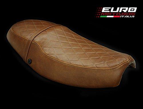 (Triumph Thruxton 2004-2015 Luimoto Vintage Seat Cover)