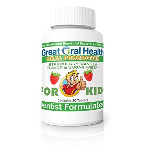 Children's Oral Probiotics ~