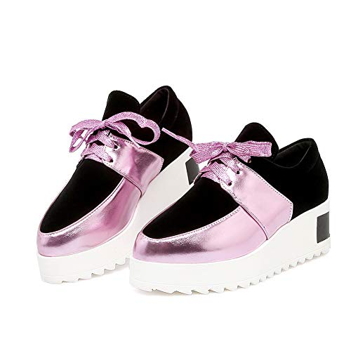 Assorted BalaMasa Pumps APL10751 Womens Structured Colors Pink Travel Urethane Shoes EEwqBAgn