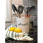Silicone Cooking Utensils Set, 8 Piece Kitchen Utensil Set with Natural Acacia Wooden Handles, BPA Free Silicone Kitchen Cooking Utensils, Safe Cooking Tools for Non-stick Cookware, Best Holiday Gift 11 COMPLETE SET OF 8 COOKING UTENSILS: Are you looking for the Best Utensil Set for your cooking needs? Professional or home cook, our Non-stick Utensils gives you all the cooking tools needed to complement your kitchen! ELLO HOME Cooking Set includes 1 Silicone Serving Spoon, 1 Slotted Spoon, 1 Slotted Silicone Spatula, 1 Silicone Tongs, 1 Spaghetti Server, 1 Soup Ladle, 1 Pastry Brush, and 1 Silicone Spoon Rest to keep your stove and counters clean while cooking your meals. PREMIUM QUALITY: Are you looking for High-End Stylish Cooking Utensils to make tasty meals for your family? ELLO HOME offers you this much more! We are passionate about quality + simplicity. Careful thought was used to craft our beautiful rustic cooking set assuring safety and style. Our premium quality kitchen tools feature silicone heads that won't scratch pan surfaces, which makes them versatile for all types of cookware, keeping your non-stick pans in perfect condition. HIGH FOOD GRADE SILICONE: Silicone is the ideal alternative to harsh stainless steel utensils and bamboo utensils that can scrape and damage your non-stick pots and pans. Avoid those harmful plastic and nylon utensils that leak harmful chemicals into your food. Our Durable BPA Free, Food Grade Silicone Cooking Set is heat-resistant up to 464°F, so you can trust our cooking tools will not melt while cooking.