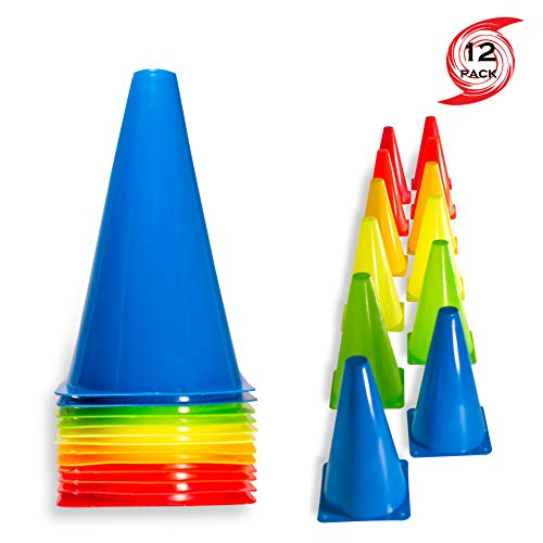 Assorted Color Cones - URAKN SPORTS 2