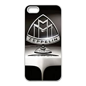 WULIU Zeppelin sign fashion cell phone case for iPhone 5S