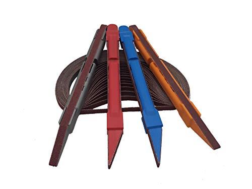 Sanding Sticks, Standard Kit