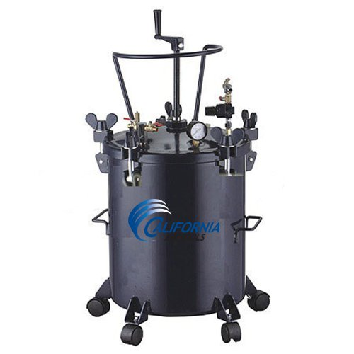 California Air ToolsCALIFORNIA AIR TOOLS 10 Gallon Pressure Pot by California Air Tools