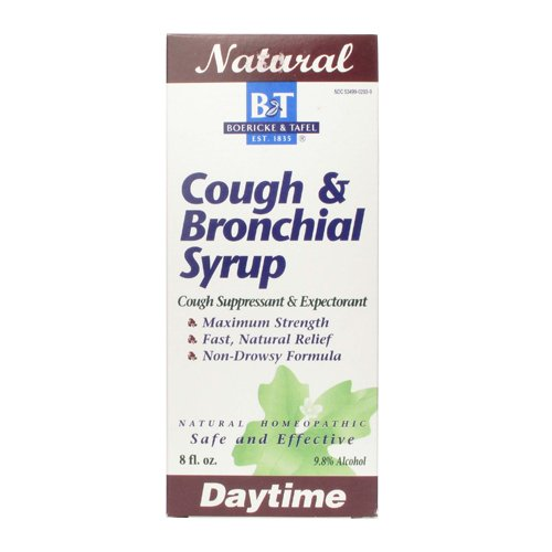 Boericke & Tafel Cough and Bronchial Syr - Herbal Expectorant Cough Syrup Shopping Results