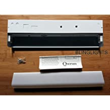 "18"" Fluorescent or LED UnderCabinet T5 White Lamp Kitchen Fixture Counter Closet Light"
