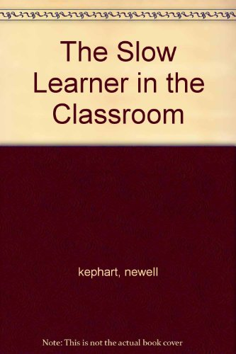 The Slow Learner in the Classroom (Slow Learner compare prices)