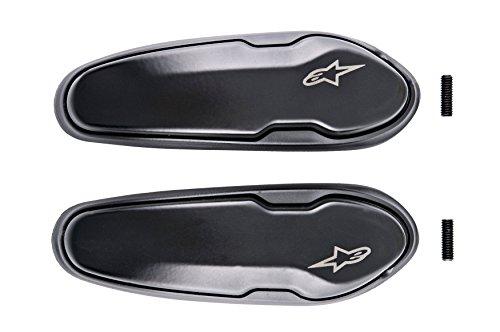 [해외] alpinestars(알파인 스타의) 알루미늄 tooth 라이더 블랙