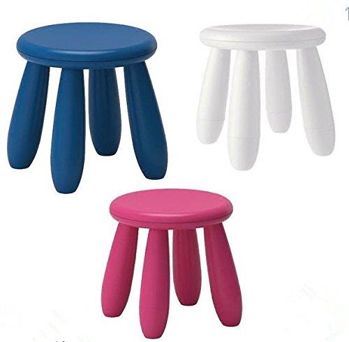 Mammut childrens taburete azul ikea azul envio - Ikea envio a casa ...