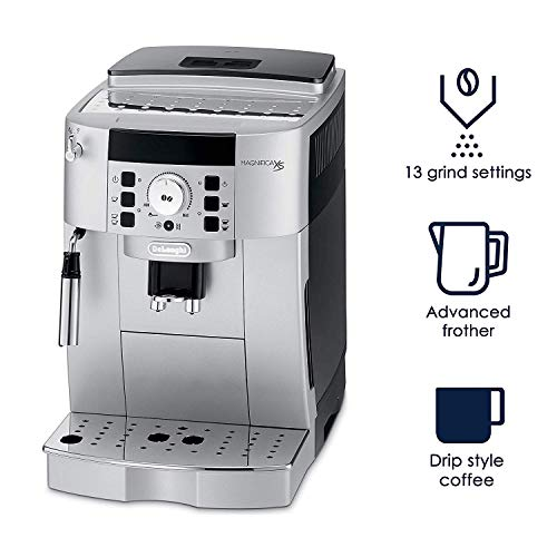 DeLonghi ECAM22110SB Compact Automatic Cappuccino, Latte and Espresso Machine (Renewed) by DeLonghi (Image #4)