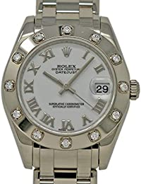Masterpiece Swiss-Automatic Female Watch 81319 (Certified Pre-Owned)