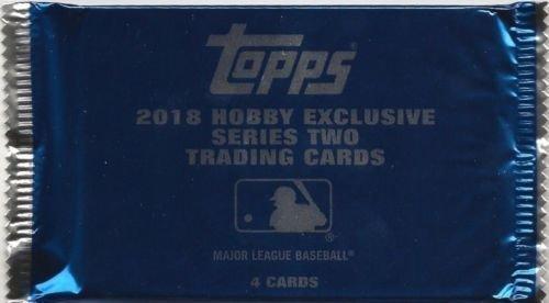 - Topps 2018 Series 2 Silver Baseball Pack