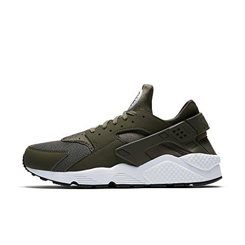 Nike Men's Air Huarache Men's Running Shoes Cargo Khaki, 12